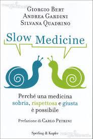 slow medicine libro